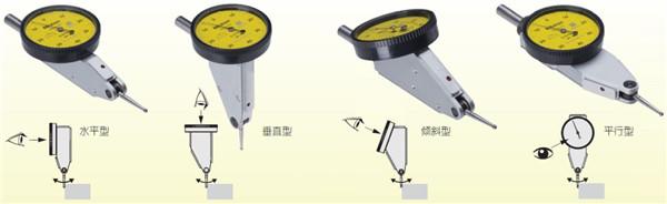 杠杆百分表使用_日本三丰杠杆百分表各部位名称图解!超详细_佛山精测仪器